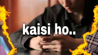 I HATE YOU BY BROTHER WHAT'S APP STATUS