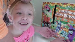 Prankster Elf on the Shelf Climbs JoJo Bow Ladder to Secret Door! Jinx Has Hidden Something!