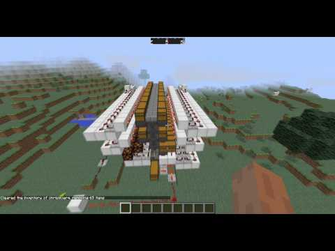 Minecraft Fully Automatic Auto-brewer 1.7 and up