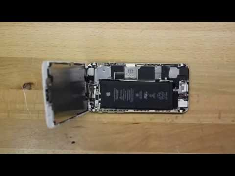 Apple iPhone 6 No Touch (Mason) Black Touch IC Time-Lapse Tutorial