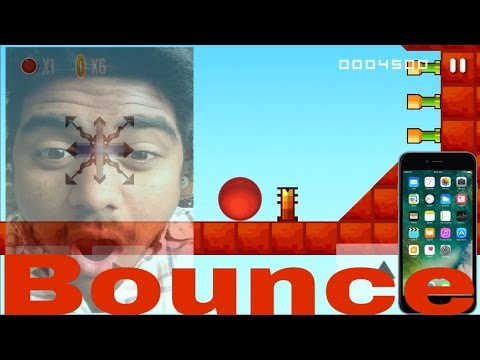 Bounce Android : OMG ! OLD CLASSIC BOUNCE GAME for iOS & ANDROID