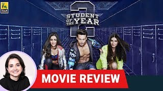 Download Student Of The Year 2 Movie Review by Anupama Chopra | Tiger Shroff | Film Companion Video