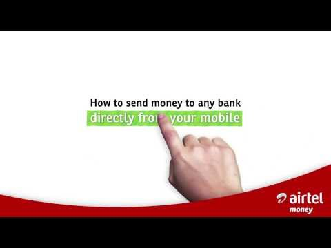 How to send money to any bank directly from your mobile!