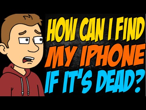 How Can I Find My iPhone if its Dead?