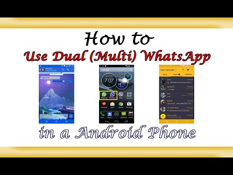 Install 2 WhatsApp in 1 Android Phone [No Root] [2016] [Learn Howto] [100% Working + Proof]