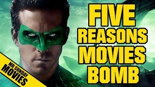 Download Five Reasons Why Movies Bomb! Video