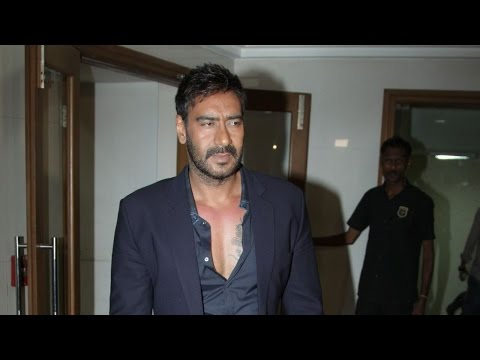 Ajay Devgn hates eight-pack abs