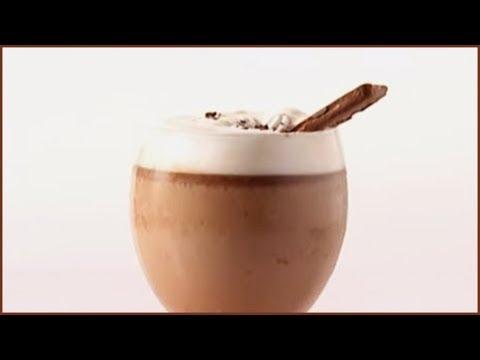 Chocolate Coffee - Sanjeev Kapoor - Khana Khazana