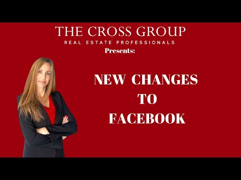 NEW CHANGES TO FACEBOOK