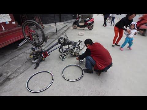Exploring China! Chinese Markets + University + Shopping Mall