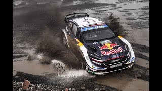 WRC - Dayinsure Wales Rally GB 2018 / M-Sport Ford WRT: Friday