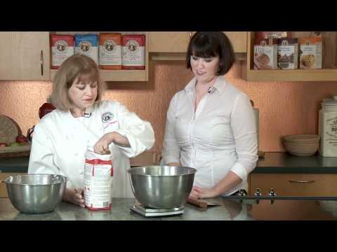 Sourdough bread: feeding your starter