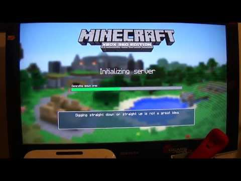 HOW TO GET A SADDLE IN MINECRAFT XBOX 360 TUTORIAL