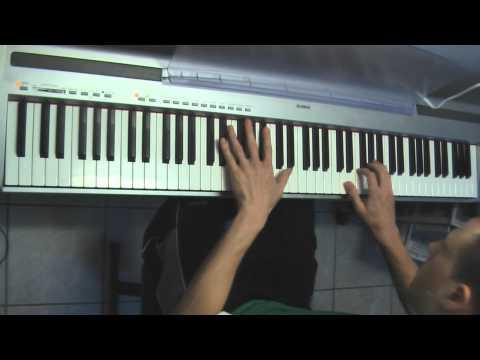 Final Fantasy VI (US III) - Celes' Theme (piano cover)