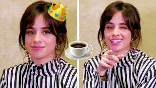Camila Cabello Takes On The Ultimate British Challenge