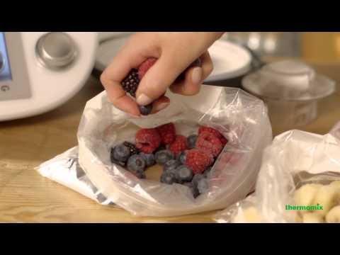 Fruit Sorbet Recipe - Thermomix ® TM5 EN