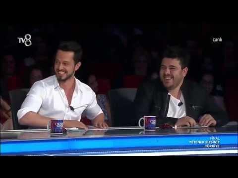 Eser ve Murat Boz'un Beraber Tatile Gitme Planı - Yetenek Sizsiniz (6.Sezon Final Bölümü)