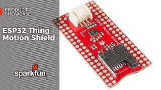 Product Showcase: ESP32 Thing Motion Shield