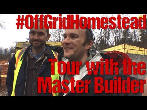 #OffGridHomestead Tour: High Performance Luxury Compound