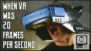 The Story of Virtuality | Nostalgia Nerd