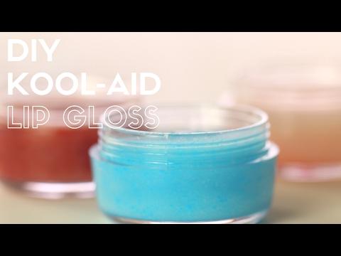 DIY Kool Aid LipGloss