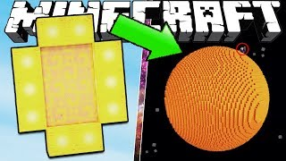If You Could Go to the SUN in Minecraft