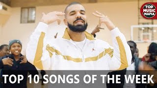 Top 10 Songs Of The Week - March 24, 2018