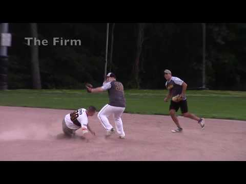 Yorktown Park and Rec 2017 Men's Softball Championships