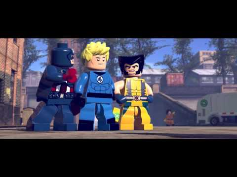 Lego Marvel Super Heroes - Ep 20 - Get A Load Of This Guy