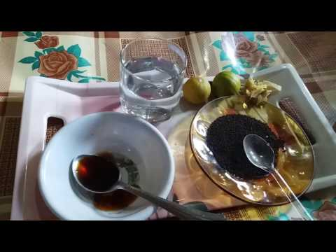How to make honey lemon and ginger tea  Instant relief cold effect tea recipe in hindi