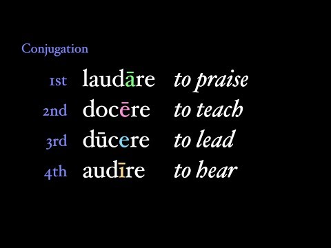 An Introduction to the Latin Infinitive