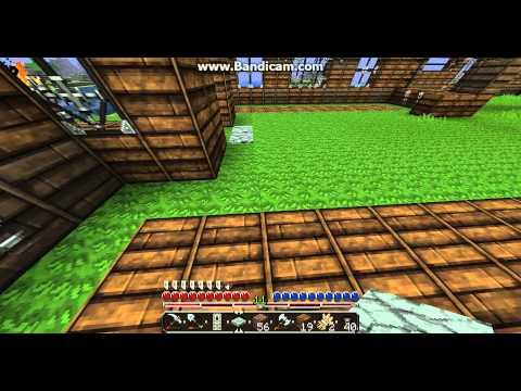 Minecraft lets Play #15 - Crib tour!