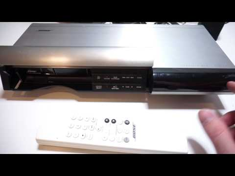 Bose Lifestyle 20 Receiver Demonstration