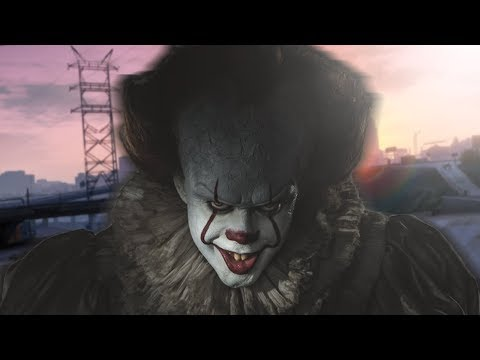 Pennywise SCARES the Life Out of People on GTA! |