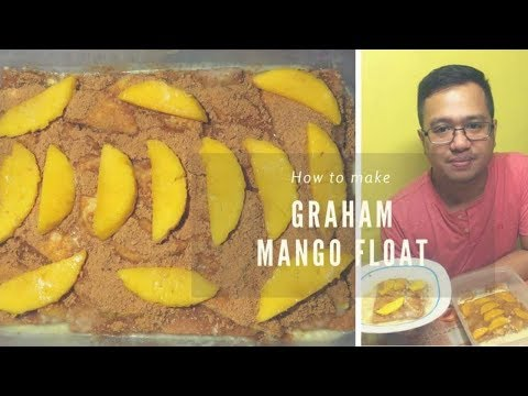 How to make Mango Float (Filipino Version)