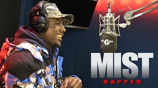 Mist - Fire In The Booth