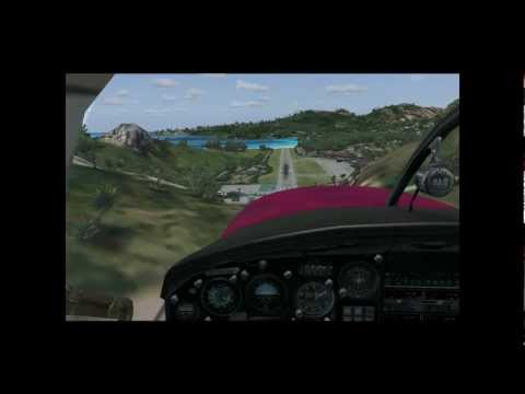 FS2004 - St Barts Landing