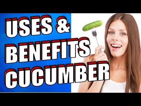 62 Amazing Health Benefits, Beauty Uses & Life Hacks of Cucumbers