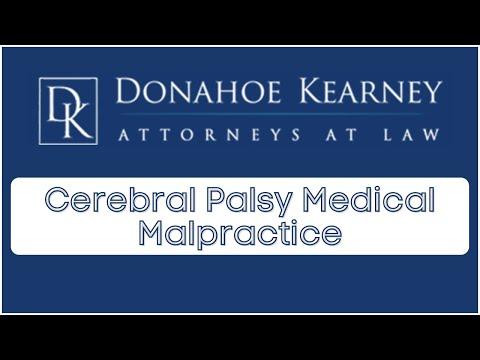 Washington, DC Medical Malpractice Lawyer - Cerebral Palsy