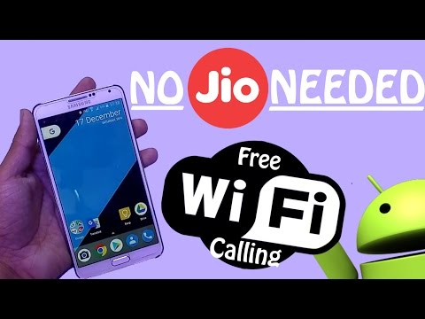 Make FREE Calls & SMS using wifi [Hindi]