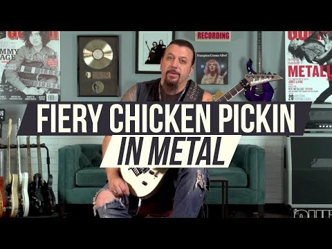 Mob Rules with Mike Orlando - Fiery Chicken-Pickin Techniques in Metal
