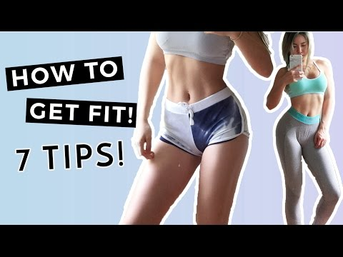 How To Get Fit | Tips and Guide to Getting Fit!
