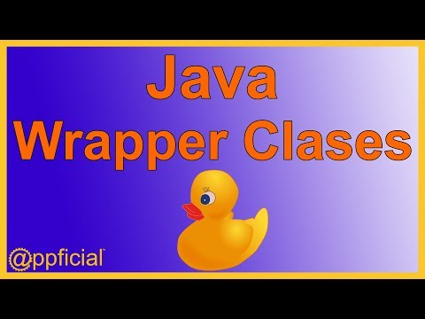 Java Wrapper Classes - Integer Double Character - Converting String to double - APPFICIAL