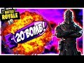 Slaying Out In Squads 20 Frag!! - Fortnite Battle Royale Gameplay - Xrayz