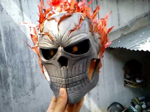 GHOST RIDER ROBBIE REYES eva foam helmet