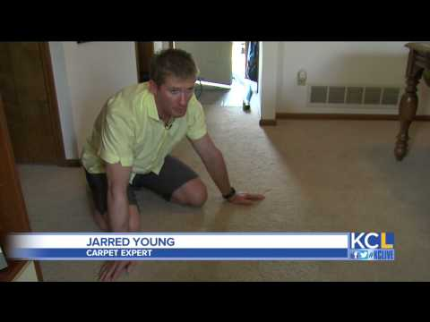 How to clean your carpets without harsh chemicals or detergents