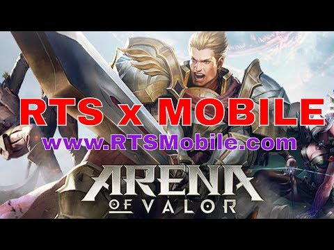 AoV - Arena of Valor casual gameplay - New MOBA! .002