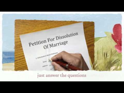 Oregon Divorce Papers