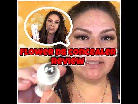FLOWER DB CONCEALER REVIEW & WEAR TESR