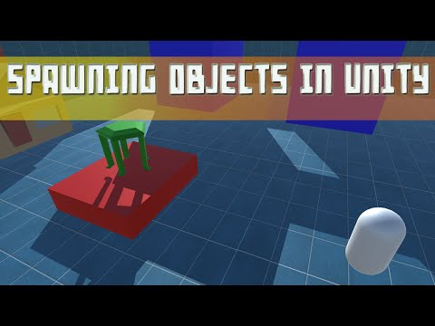Unity 5 - How To Spawn Objects Using a Trigger